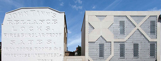 Making the Modern Using the Traditional: The Materiality of Mosque and Church