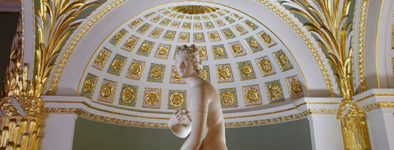 Tour of Spencer House with Ben Bacon, Carver and Gilder