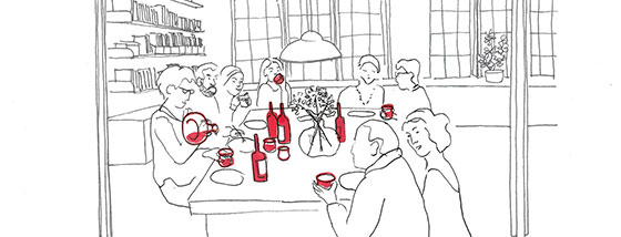 Making the Normal Special: A Dinner with Studioilse and Lobmeyr