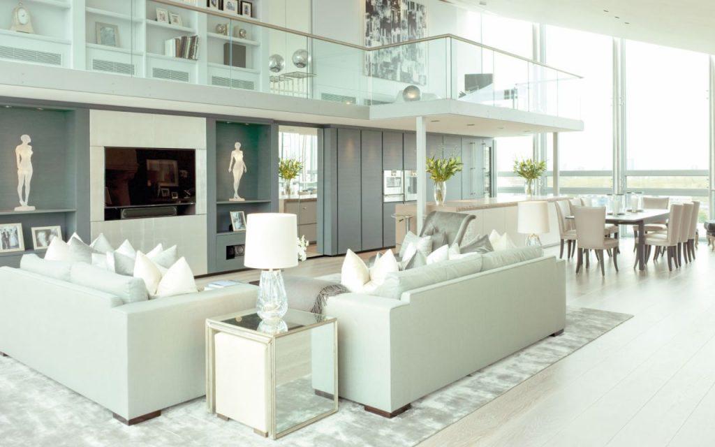 Interior design by Blush International