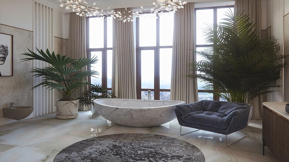 Interior design by Décor Lusso