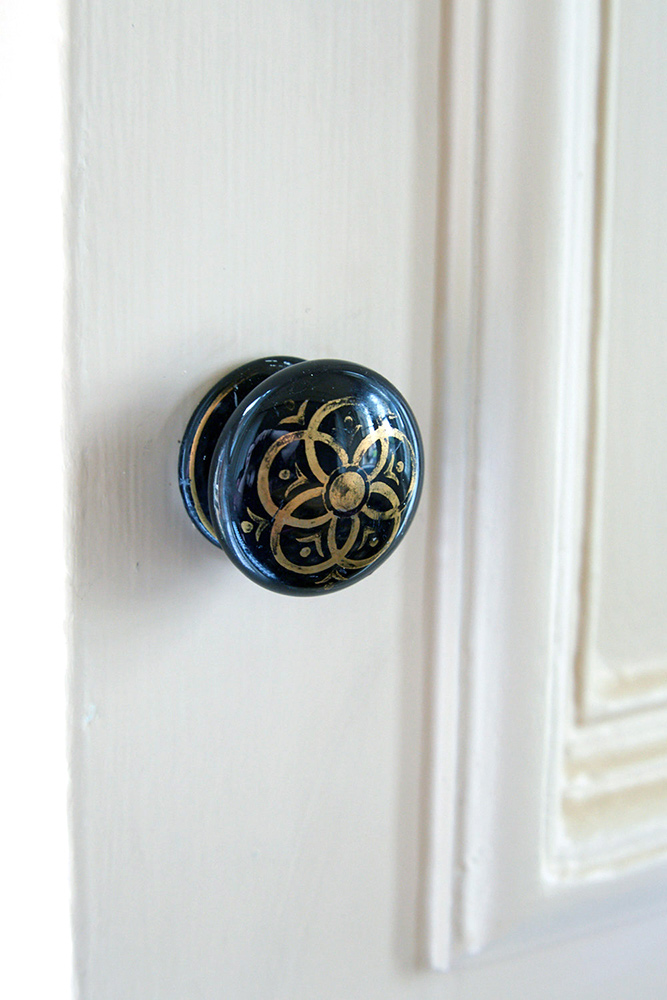 Renovation of door knobs, Period renovation,  The Mansion House, Clifton, Bristol. - Interior design by i.d.space