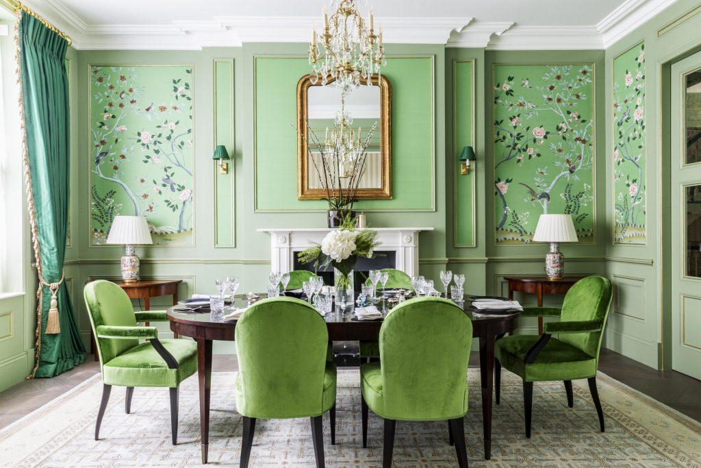 Interior design by Blyth – Collinson Interiors