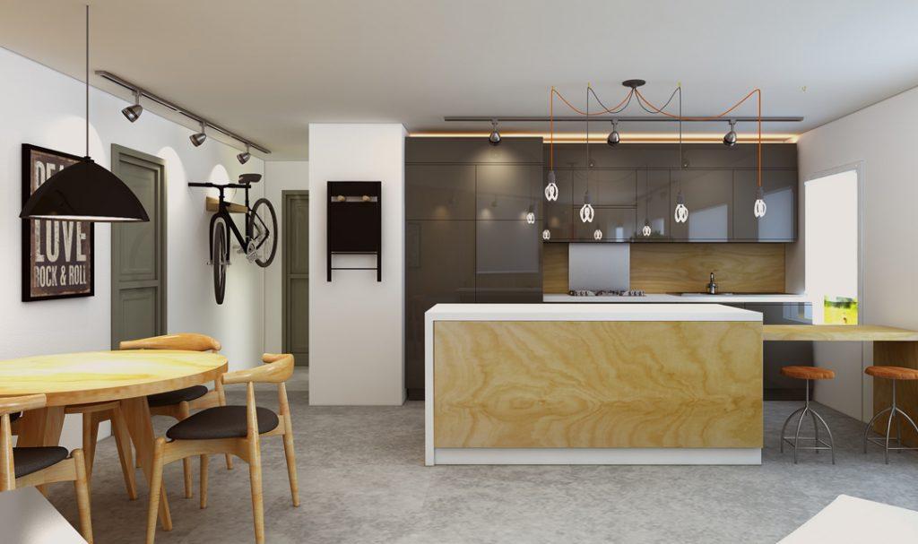 Interior design by Christine May Interior Design