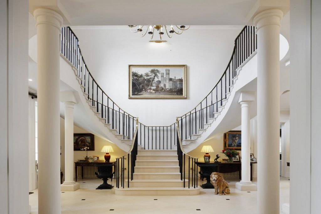 Interior design by Cantrell & Crowley