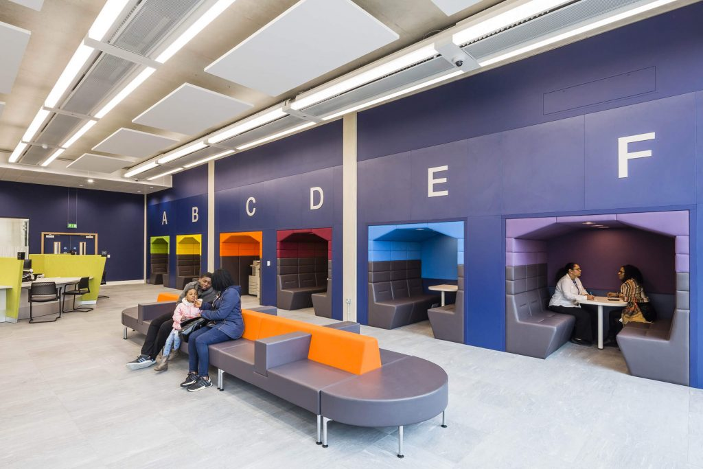 Interior design by Cartwright Pickard