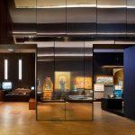 Interior design by Casson Mann