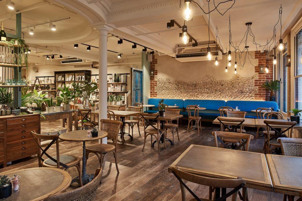 Interior design by Cada Design Group