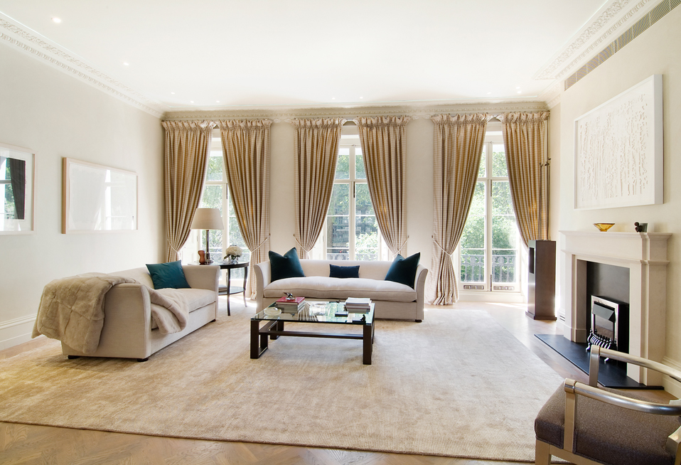 Interior design by April Russell