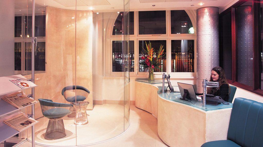 Interior design by Dyer