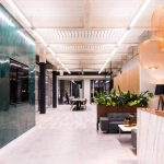 Interior design by Action Workspace