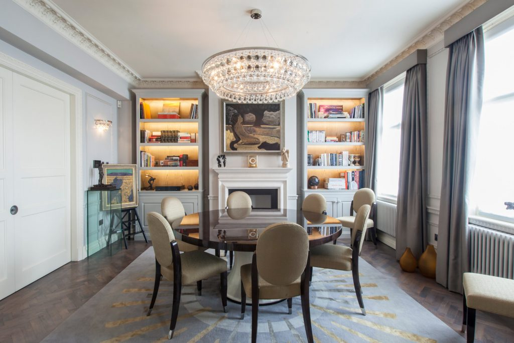 Interior design by Alexandra Dixon Interiors