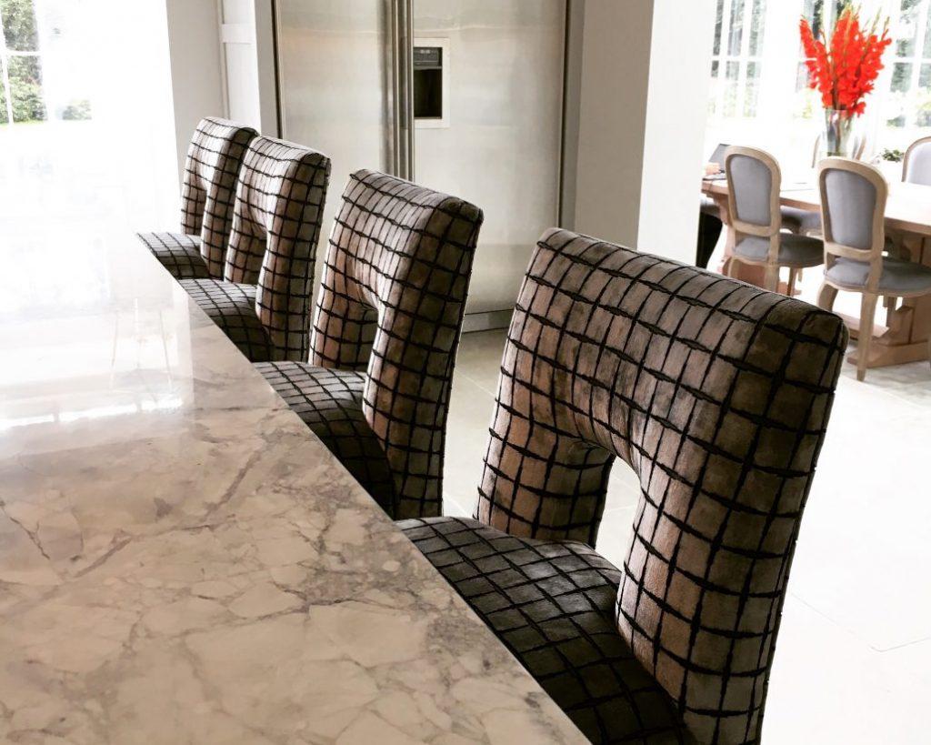 Interior design by Amersham Interiors