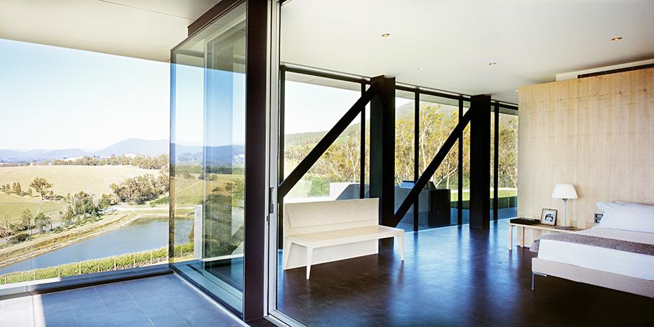 Interior design by Denton Corker Marshall