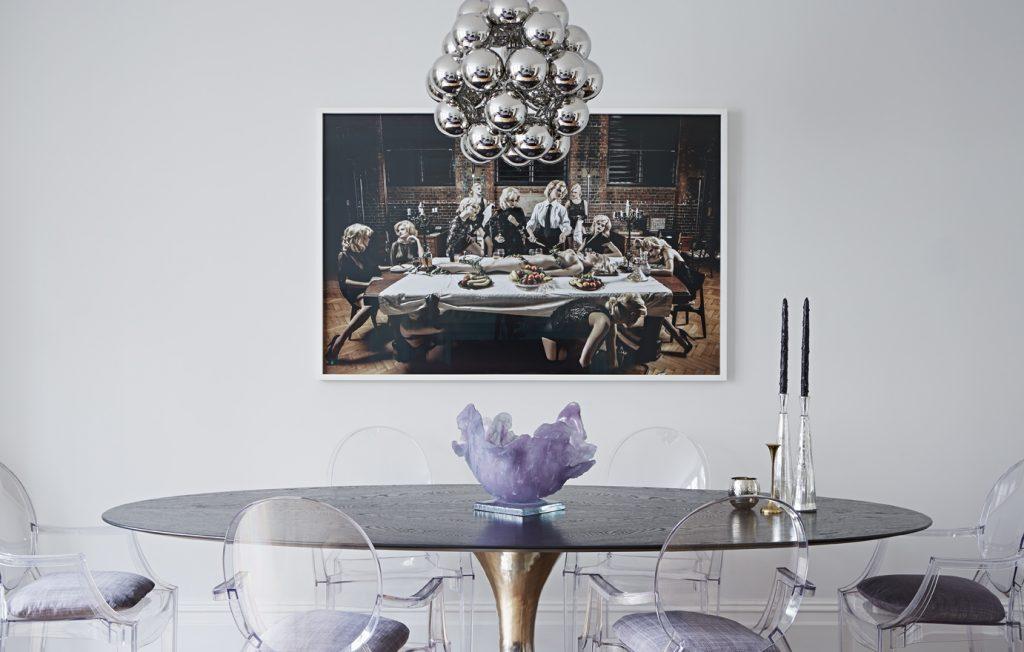 Interior design by Ana Foster-Adams
