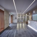 Interior design by Associated Architects