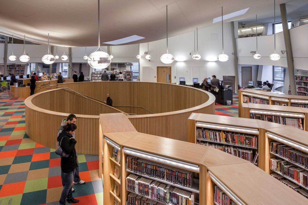 Interior design by CZWG