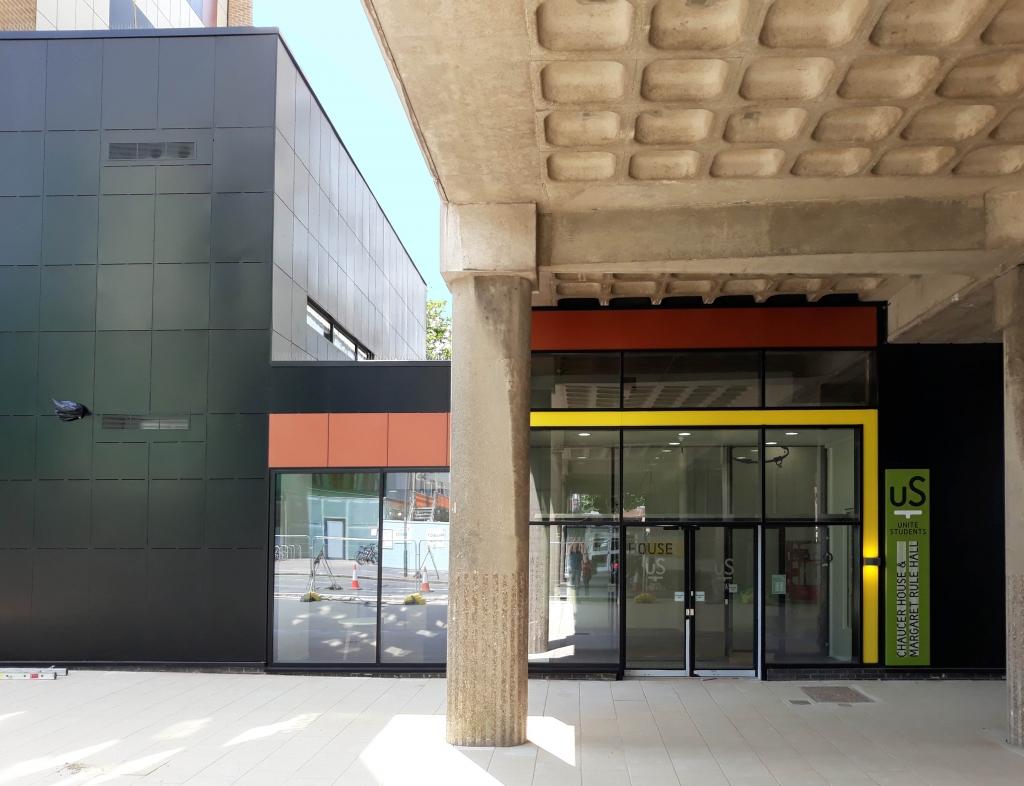Interior design by DMWR Architects