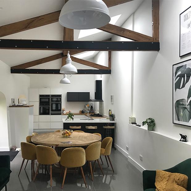 Interior design by Esmond Murray Architects