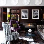 Interior design by Dexter Moren Associates
