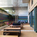 Interior design by DLA Architecture