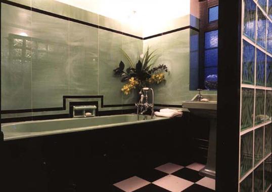 Interior design by Adrienne Chinn