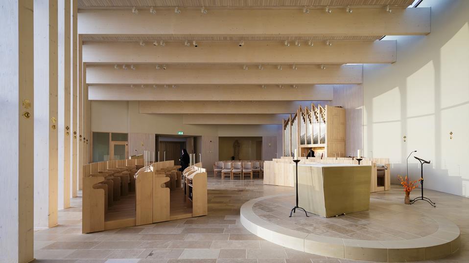 Interior design by FCB Studios