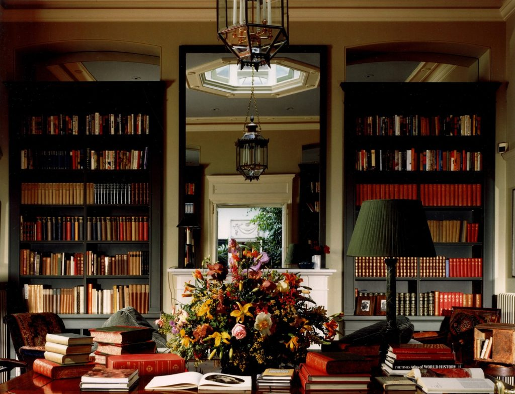 Interior design by Anthony Paine