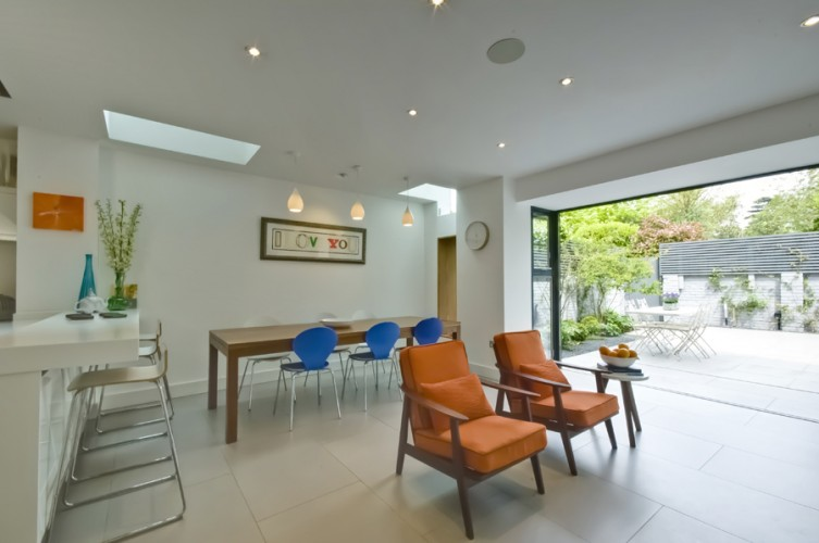 Interior design by Aice Architects