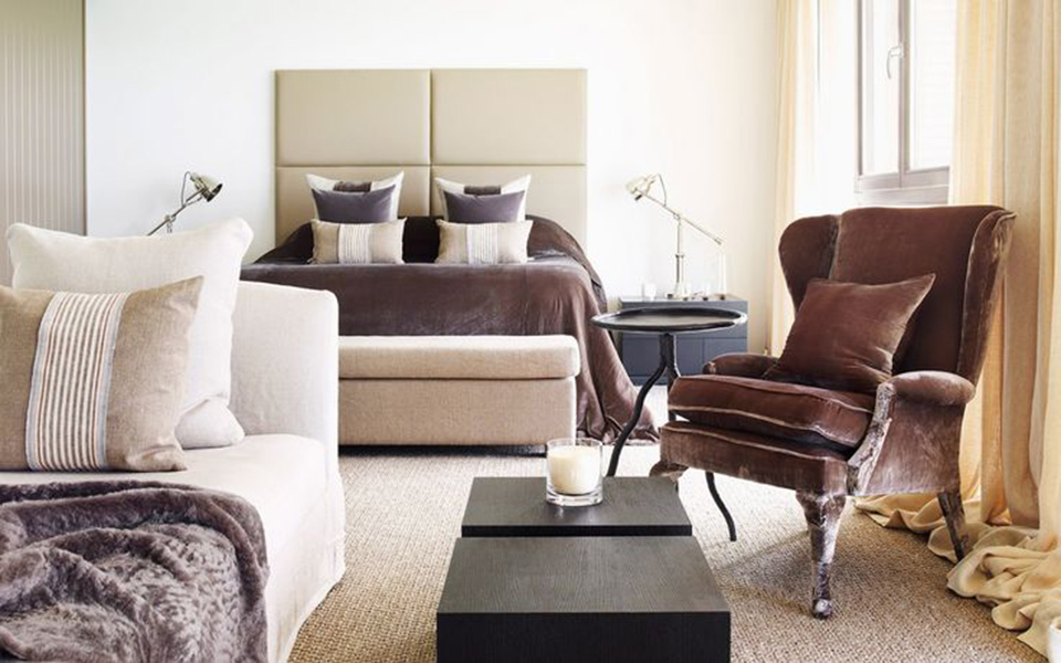 The Lakes development, Lechlade, Gloucestershire. - Interior Design by Kelly Hoppen for YOO