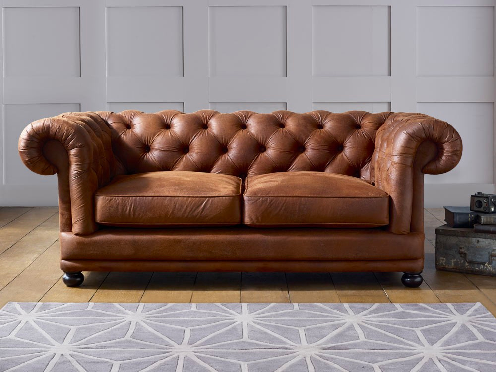 Faux Leather Sofa, approved by PETA
