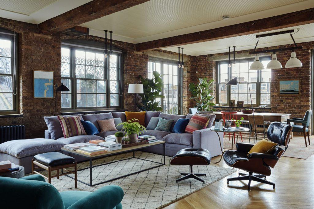Interior design by Sims Hilditch
