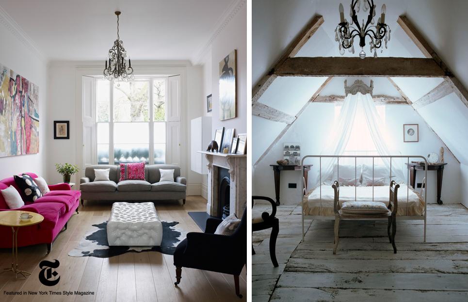 Interior design by Harriet Anstruther Studio