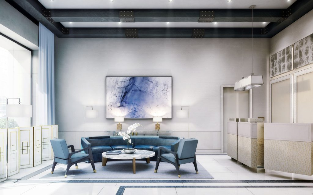 Interior design by The Miners Studio