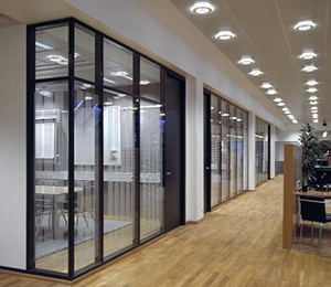 Ceiling products, partitioning and wall cladding