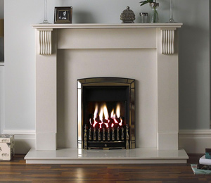 Fireplace surrounds, fires and accessories