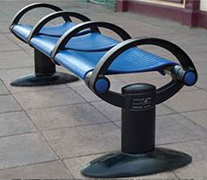 Street furniture and public installations