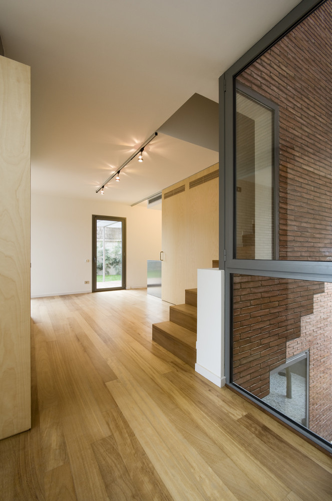 Interior design by Moll Architects