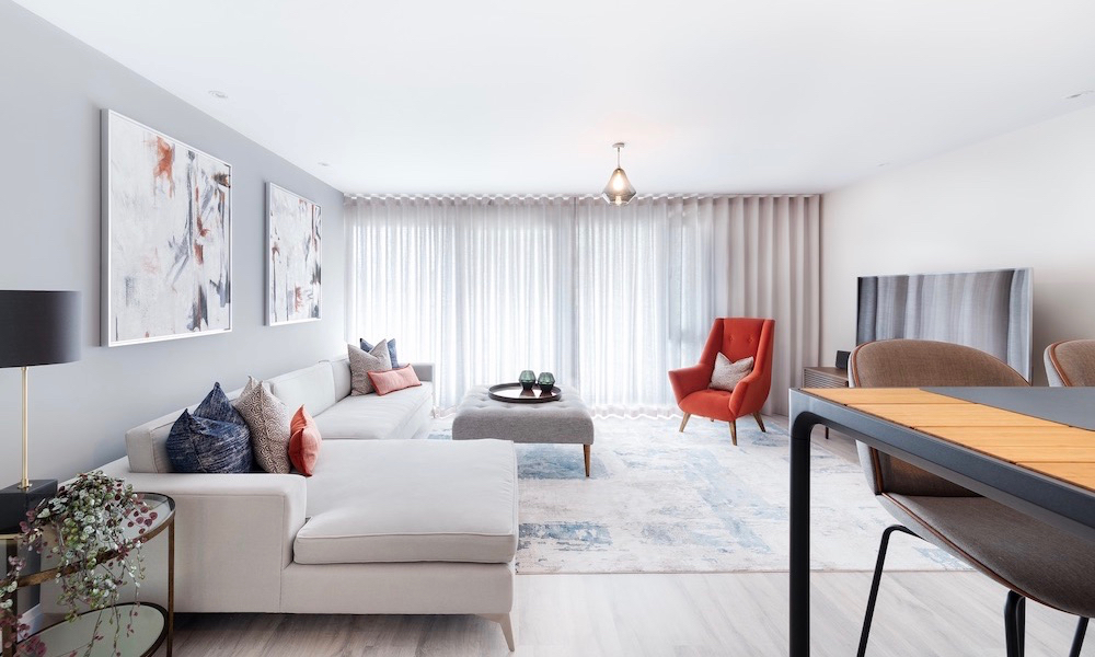 Interior design by Pfeiffer Design