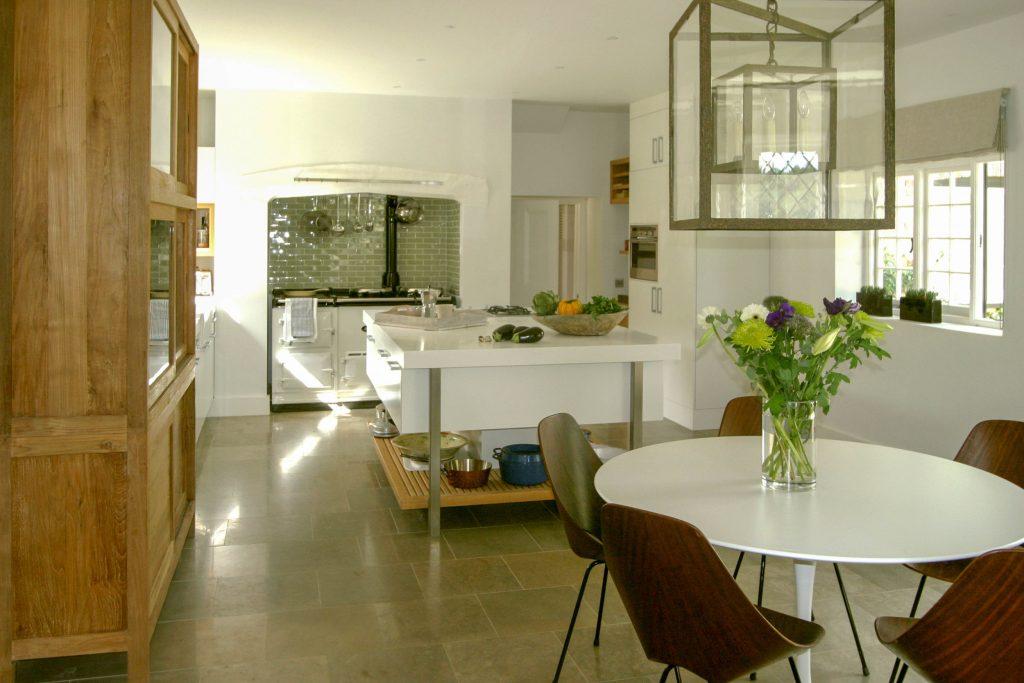 Interior design by Lees Associates