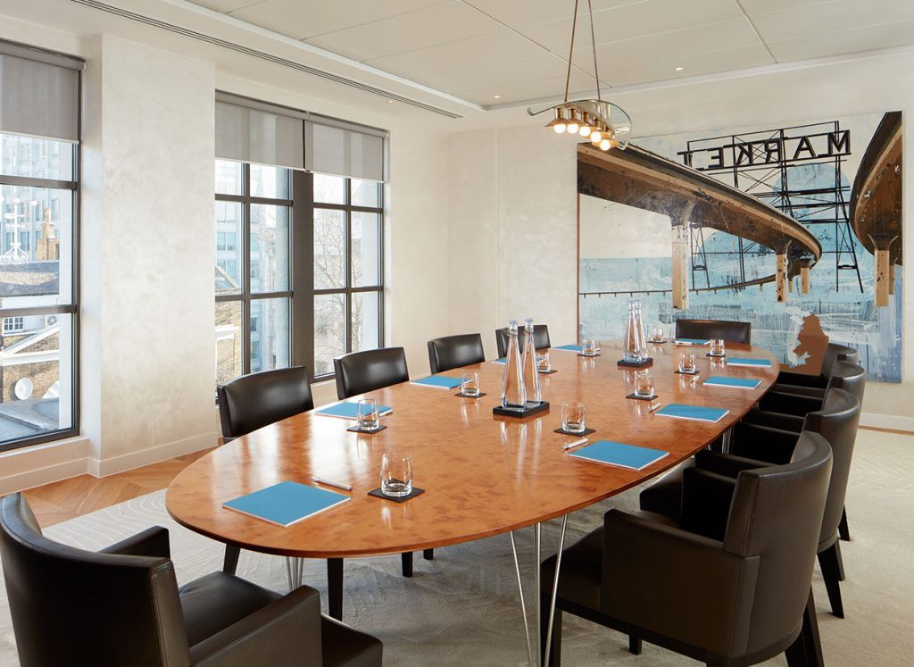 Interior design by Lynne Hunt London