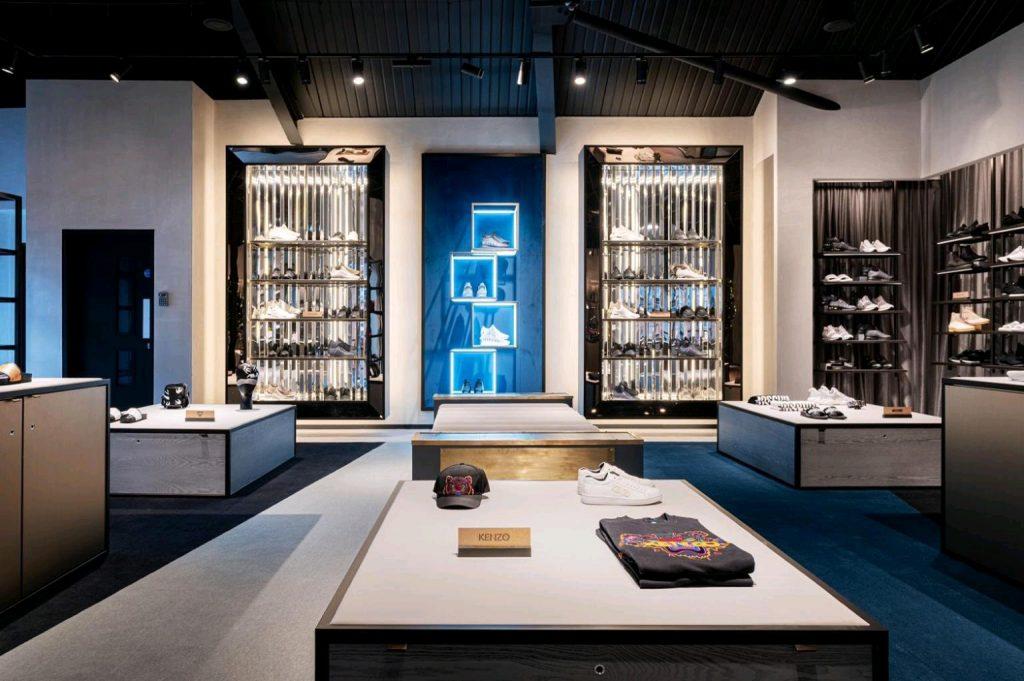 Interior design by William Saunders