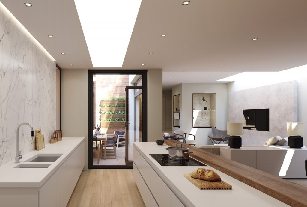 Interior design by WISH London