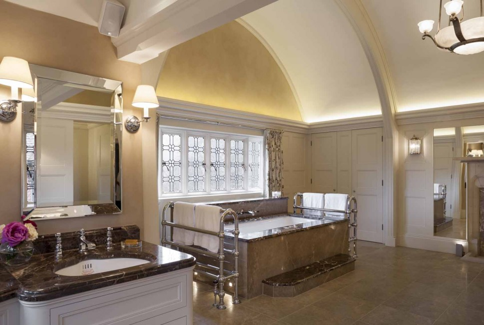 Interior design by Victoria Fairfax Interiors