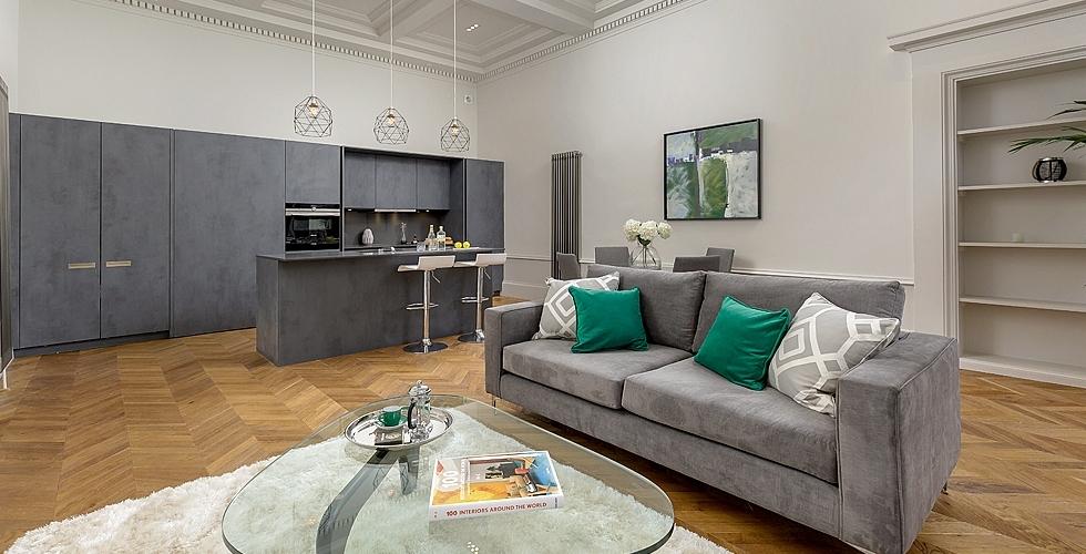 Interior design by Lewis & Hickey