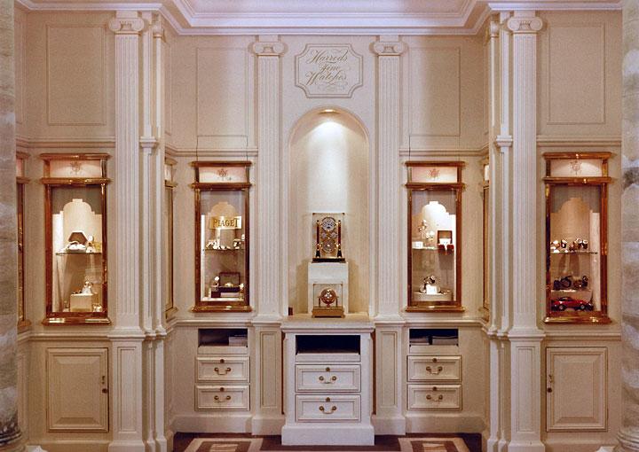 Interior design by Lyster Grillet + Harding