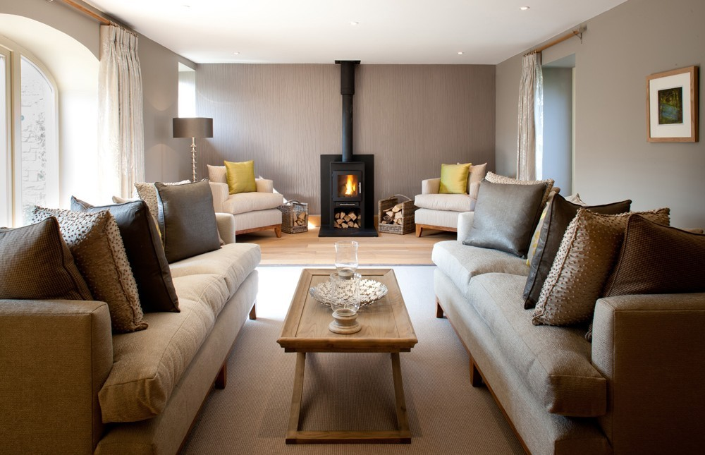 Interior design by Ward Robinson